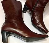 Красивые кожаные итальянские сапоги tendance 40 р, фото 3