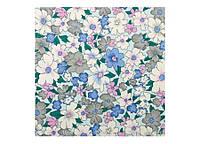 Ткань с цветочным принтом , Тефлоновая пропитка