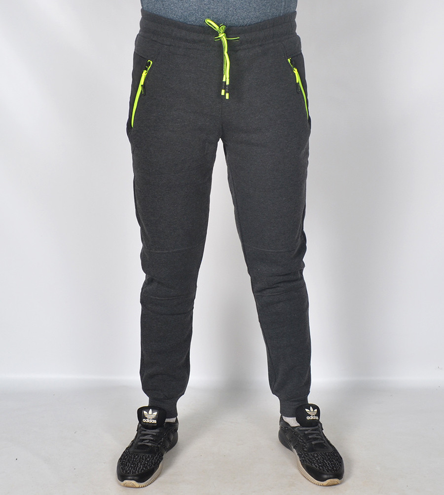 Чоловічі спортивні трикотажні штани під манжет на байці - Камала в  Хмельницком 8b2fea538466e