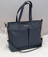 Женская сумка Givenchy, цвет синий Живанши, фото 1