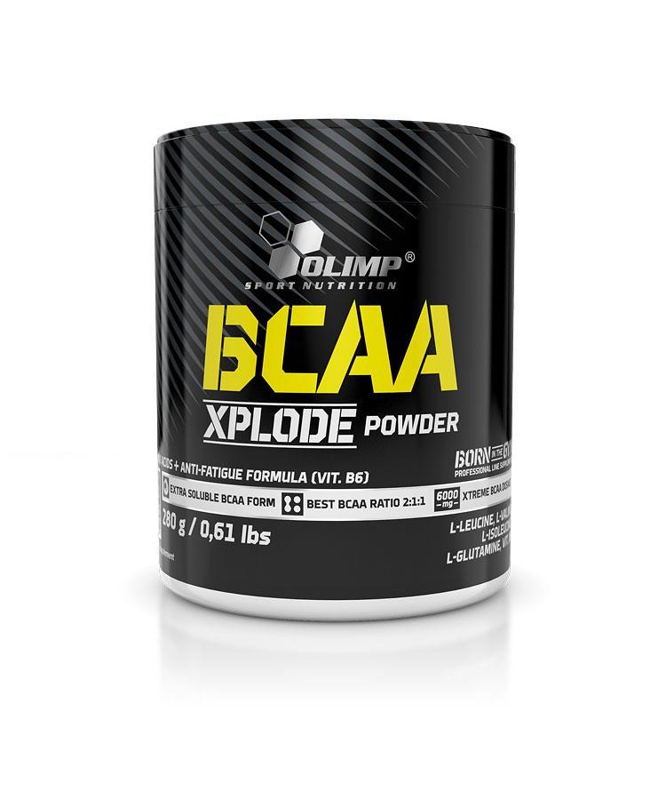 OLIMP BCAA Xplode 280 g, Олимп БЦА Эксплод 280 грамм