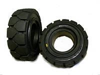 18x7-8 Цельнолитые шины для вилочных погрузчиков - ADDO