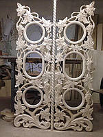 Царские Врата для иконостаса Виноградные