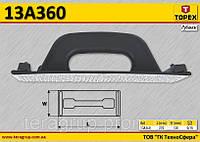 Рубанок для пенопласта,  TOPEX  13A360