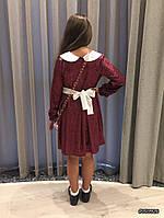 Платье детское №001/66 АК