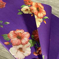 НОВОЕ! Бумага для упаковки подарков и цветов (в листах)