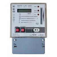 Счетчик электроэнергии CTK1-10.BU1t.УВН «Энергия-9» однофазный 10(40) А 220 В многотарифный, Телекарт-Прибор