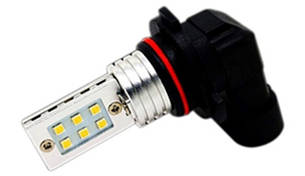 Светодиодная автолампа H10 12W (500Lm) Original Samsung LED chip SMD2323