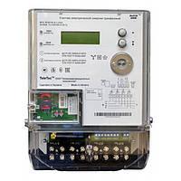 Счетчик электроэнергии MTX 3R30.DH.4L1-С4 «Matrix AMM» трехфазный 5(100) А 3×220/380 В многотарифный, TeleTec