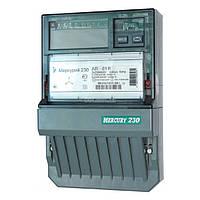 Счетчик электроэнергии Меркурий 230 AR-01 СL трехфазный 5(60) А 3×230/400 В однотарифный, Инкотекс
