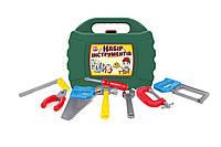 Детский набор инструментов в чемодане 10 пред. ТехноК (4371)