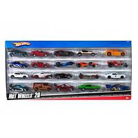 Подарочный набор из 20-ти автомобилей Hot Wheels (H7045)