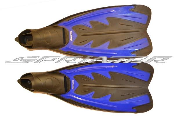 Ласты профессиональные, ботинок, SPRINTER. L(р. 43-44) F367