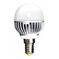 Светодиодная лампа e.save.LED.G45M.E14.5.2700, 5 Вт 2700K E14, E.NEXT