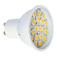 Светодиодная лампа e.save.LED.GU.10.20.3.2700, 3 Вт 2700K GU10, E.NEXT