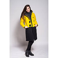 Пальто Black Square Зима