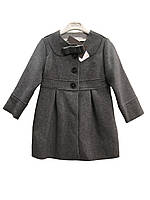 Шерстяное пальто деми для девочки Mayoral 98 см 3года