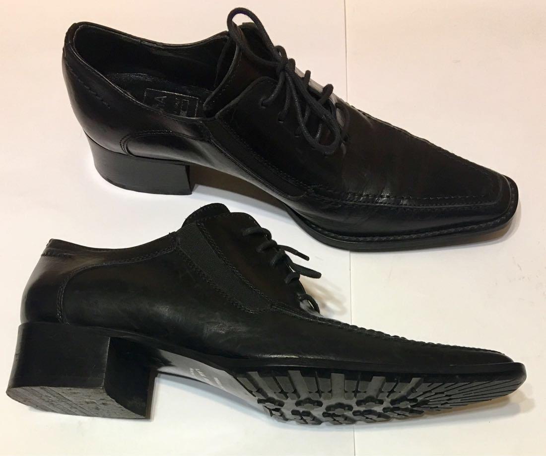 Итальянские кожаные туфли tema 37 р