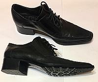 Итальянские кожаные туфли tema 37 р, фото 1