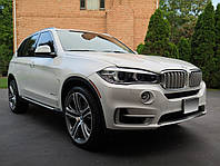 Оригинальные боковые пороги  BMW X5 2013+ г.в. F15