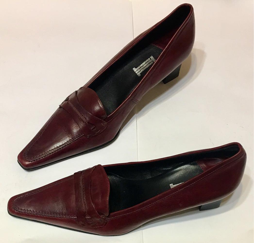 Туфли женские кожаные 38 р
