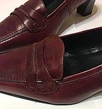 Туфли женские кожаные 38 р, фото 3