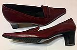 Туфли женские кожаные 38 р, фото 4