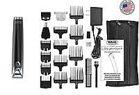 Триммер для окантовки и стрижки бороды Wahl Stainless Steel Advanced 9864-016 домашнего использован