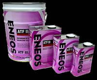 Масло для автоматических КПП Eneos ATF III 4литра