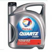 Масло полусинтетика TOTAL QUARTZ 7000 ENERGY 10W40 (5л)