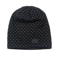 Мужская шапка с принтом СС7927