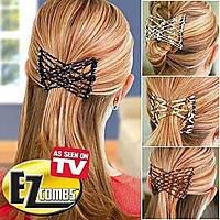 EZ COMBS чудо-заколка Magic Hair Set. Изи Коум – легкие и удобные гребешки для волос - 1 шт. в наборе  оптом