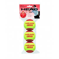 Мяч теннисный Head T. I. P Red