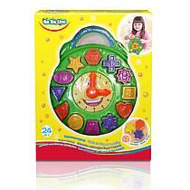 Детские развивающие часы сортер BeBeLino 58022