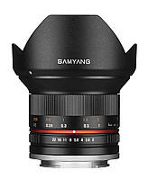 Объектив Samyang 12mm f/2.0 ED AS NCS CS, Харьков