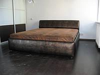Кровать с мягким изголовьем Данди. Кровати под заказ