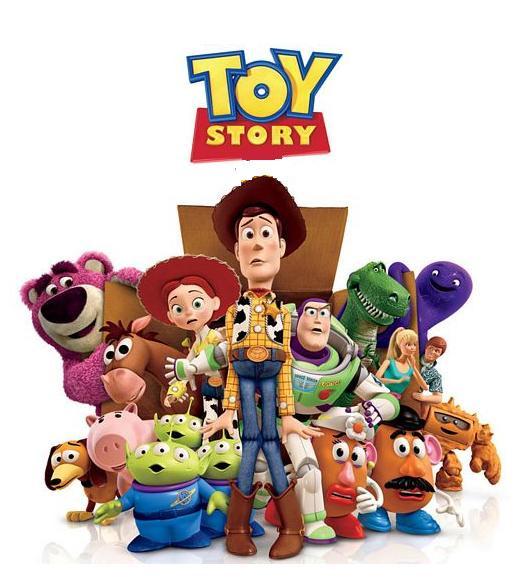 Історія іграшок - toy story