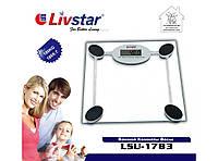 Весы напольные цифровые Livstar LSU-1783 (180Kg)