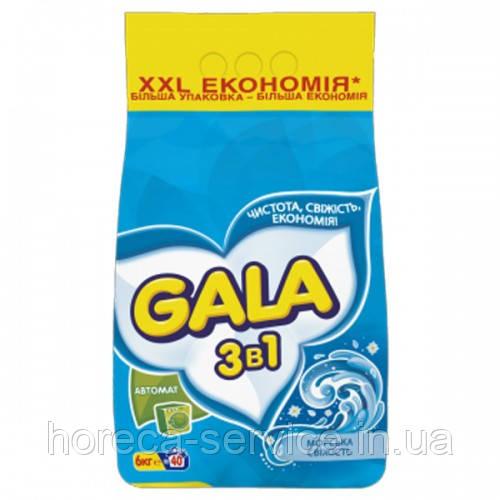 Стиральный порошок GALA автомат 6 кг