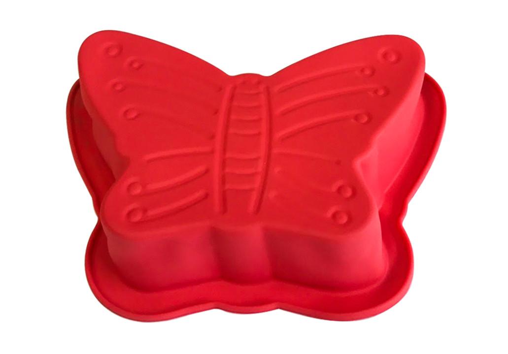 Форма силіконова Метелик 26 см