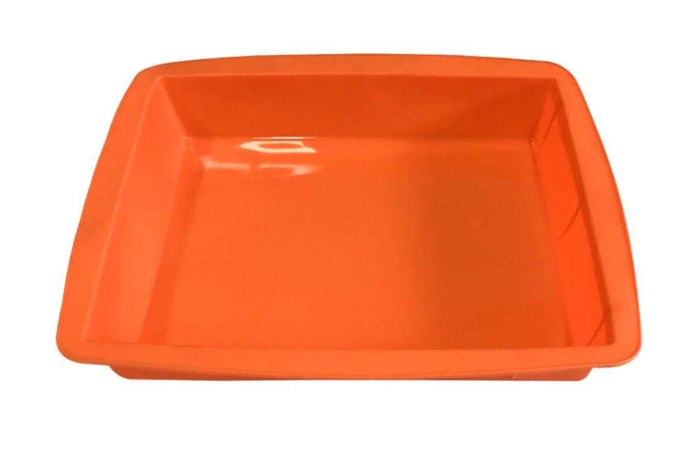 Форма силиконовая для выпечки Противень 28х22х5 см