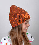 Двойная шапка осень/зима ✌ WOW ✌ , фото 9