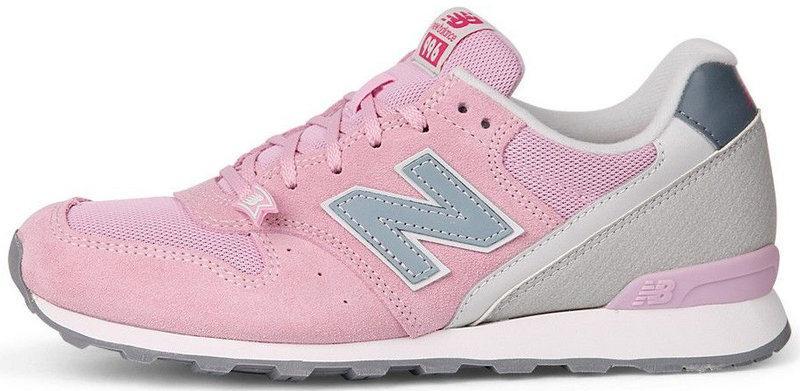 Кроссовки женские Нью Беленс New Balance 996 Pink. ТОП Реплика ААА класса.