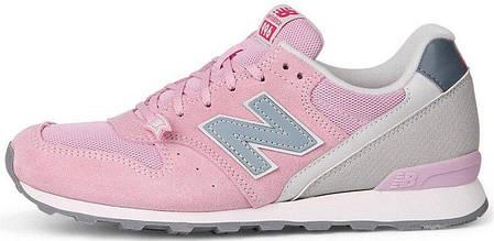 Кроссовки женские Нью Беленс New Balance 996 Pink. ТОП Реплика ААА класса., фото 2