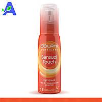 Гель - смазка разогревающая без запаха Dolphi Sensual Touch 100мл