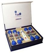 Акупунктурные магнитно-вакуумные банки массажные 10 шт.