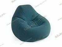 Надувное велюровое кресло Intex 68583, фото 1