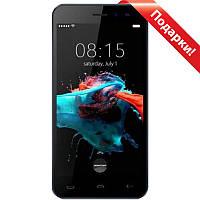 "Смартфон 5"" HOMTOM HT16, 1GB+8GB Синий 4 ядра Android 6 камеры GalaxyCore GC5005 5 Мп"