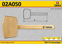 Киянка деревянная,  TOPEX  02A050
