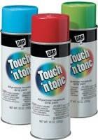 Аэрозольная краска универсальная TOUCH'N TONE (DAP, США) 283г., 400мл.